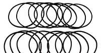 Уплотнительные кольца гильзы ЗИЛ -130 арт.404