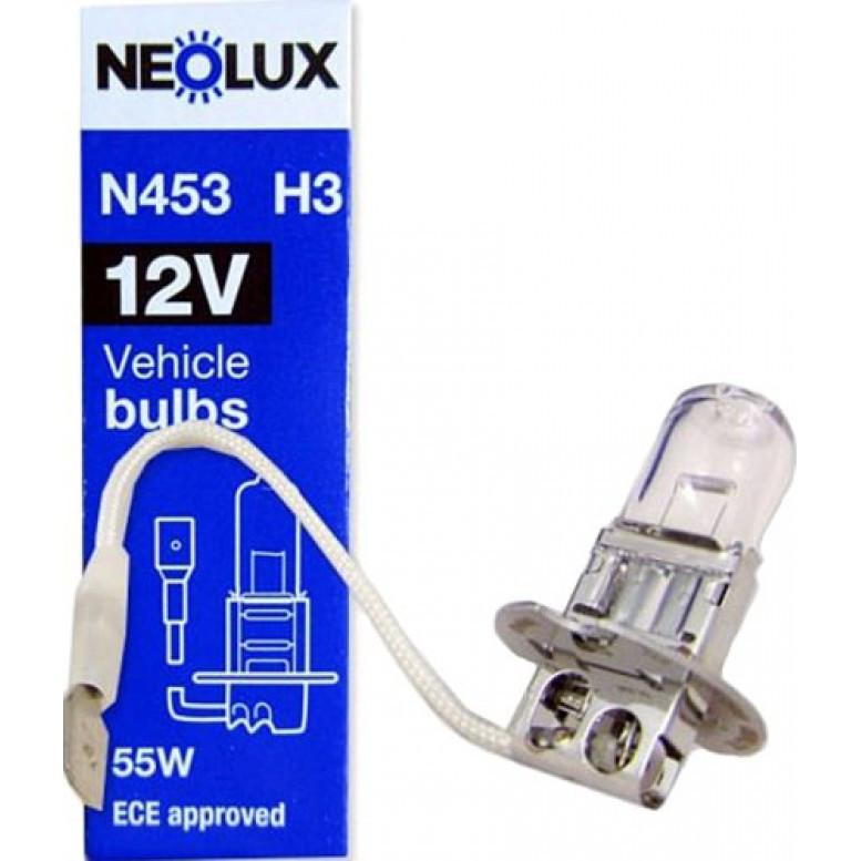 Лампа 55W NEOLUX галогенова, N453