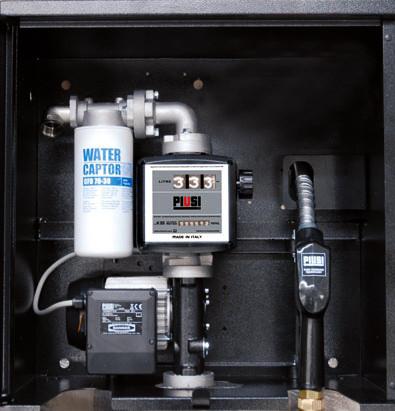 ТопливоЗаправочный модуль PIUSI  Box Panther 56 Basic