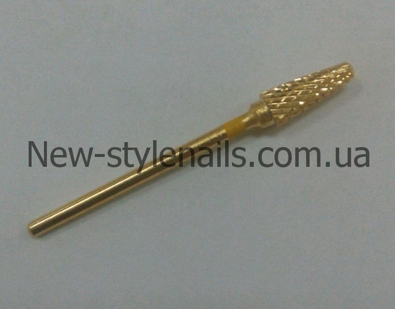 Насадка для фрезера, (кукуруза) золото