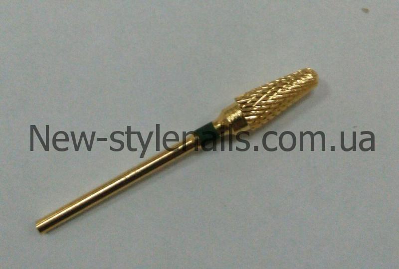 Насадка для фрезера, (кукуруза), золото