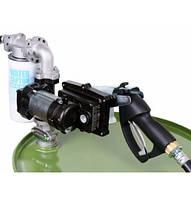 Электрический бочковый насос DRUM EX50 12V DC ATEX + авт. пистолет