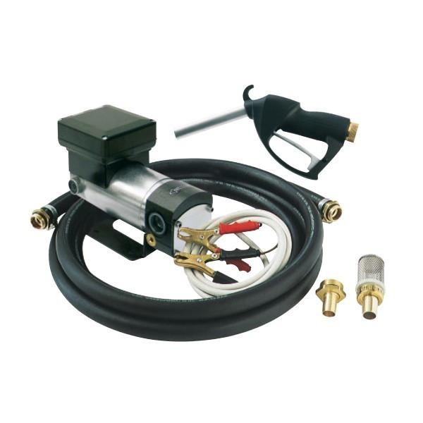Комплект для перекачивания из бочек Battery Kit Viscomat 24 V