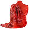 Шикарный шарф Trаum 2495-70, цвет красный.