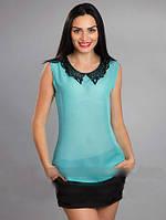 Шифоновая женская блуза, фото 1
