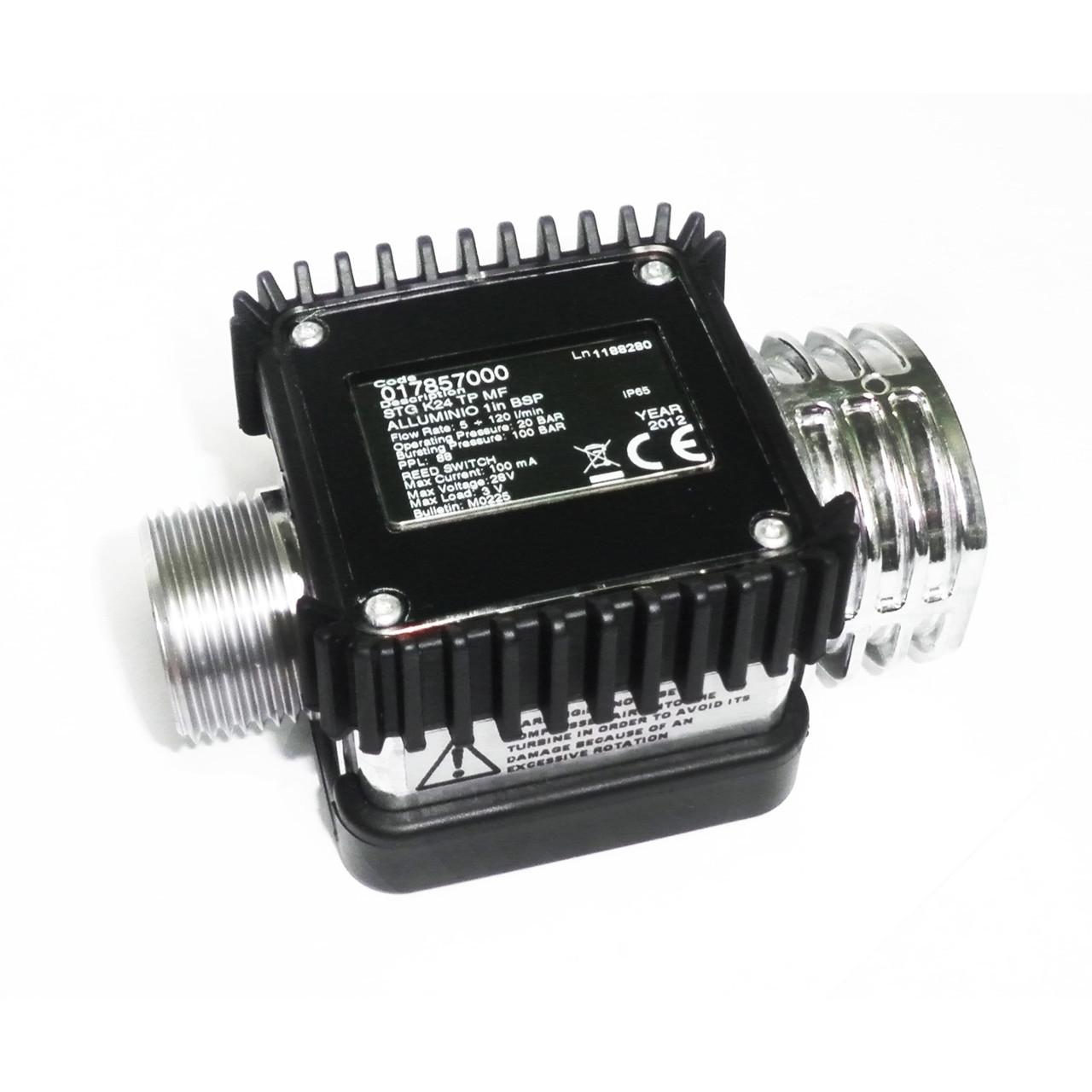 Счетчики PIUSI K24 PULSER для дизельного топлива