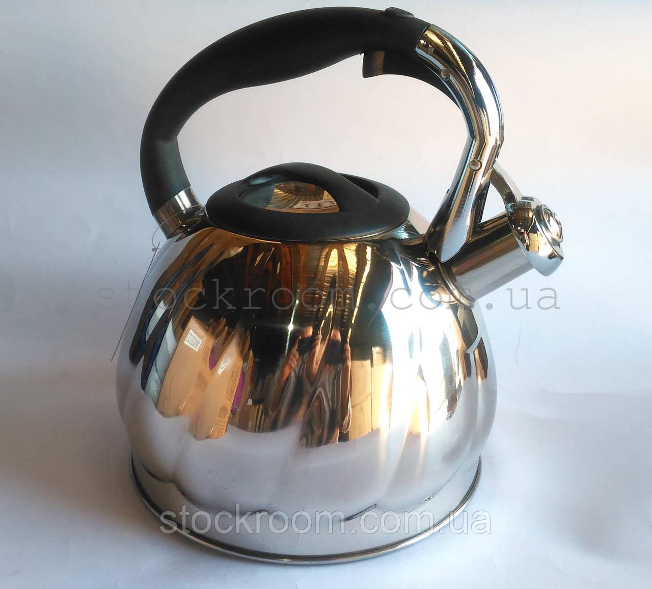 Чайник со свистком Bohmann BH 9999 3.5л