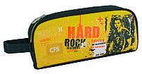 """Пенал мягкий """"Hard Rock"""", прямокугольный"""