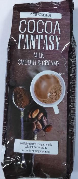 Купить Cocoa Fantasy Milk Smooth&Creamy 1000г в Запорожье ...