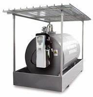 Заправочная колонка для дизельного топлива Self Service 100 FM Tank 90, 1150, K600, E 120