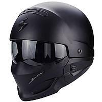 Шлем Scorpion EXO-COMBAT черный матовый, XL, фото 1