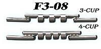 Защита переднего бампера Lifan X60 2013- ST009-15