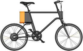 Электровелосипед Xiaomi YunBike C1 Men`s Benz (Оригинал) Чёрный