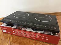 Индукционная плита 2000W+2000W Royalt Tronics