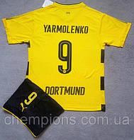 Футбольная форма Боруссия Дортмунд Ярмоленко, домашная сезон 2017/2018, фото 1