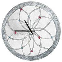 Настольные / настенные круглые часы, 18 см (10 фото)