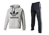 Спортивные костюмы для девушек и мужчин Adidas