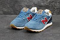 Кроссовки New Balance 996, голубые