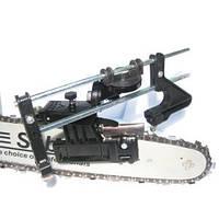 Устройство для заточки цепи на шину