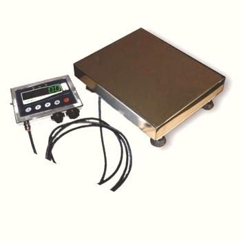 Весы платформенные электронные ТВ1...-12ер, нержавейка (21 модель)
