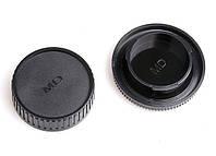 Задняя крышка объектива Minolta MD + тушки, body