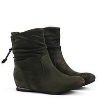 Комфортные женские ботинки на зиму