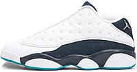 Баскетбольные кроссовки Air Jordan 13 Low Hornets, найк джордан