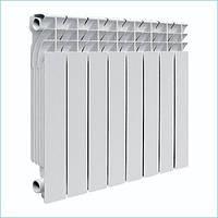 Радиатор биметаллический для отопления 80х500 (Integral)