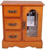 Шкатулка для украшений King Wood JF-C3012A
