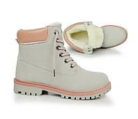 Зимние, тёплые ботинки с Польши  размеры 37-40