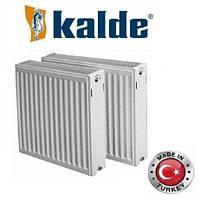 Стальной радиатор отопления Kalde 22 тип 500х600 (1136 Вт)