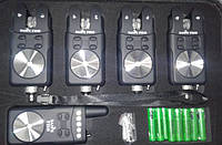 "Набор сигнализаторов ""SAMS FISH""  (SF23799) 4шт.+пейджер"