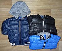 Куртки на меху для мальчиков оптом, Nature, 12/18-30/36 рр., арт. RSG-4871