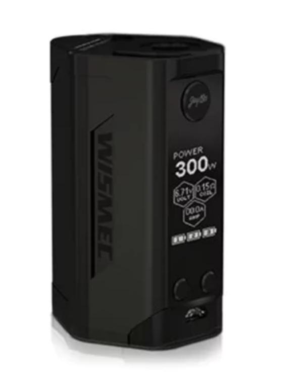 Батарейний мод Wismec RX Gen 3 (BLACK) - оригінал