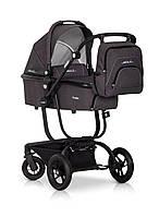 Детская коляска easyGo Soul 3 в 1 Antracite с сумкой