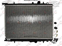 Радиатор охлаждения CITROEN BERLINGO, C4, C4 I, XSARA, XSARA PICASSO/ PEUGEOT 206, 206+, 206 CC, 206 SW, 307,
