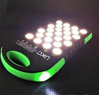 Внешний аккумулятор Power Bank UKC SOLAR 28 000 MAH