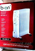 Масляный радиатор b-on BN-506-11, 2500W
