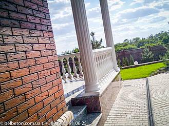 Балюстрада в поселке Вольное, Криворожского района (Дозаказ) 12