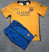 Футбольная форма Nike FC Barcelona  2015-16