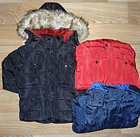 Куртки на меху для мальчиков оптом, Nature, 2/3-8/9 рр., арт.  RSB-4877