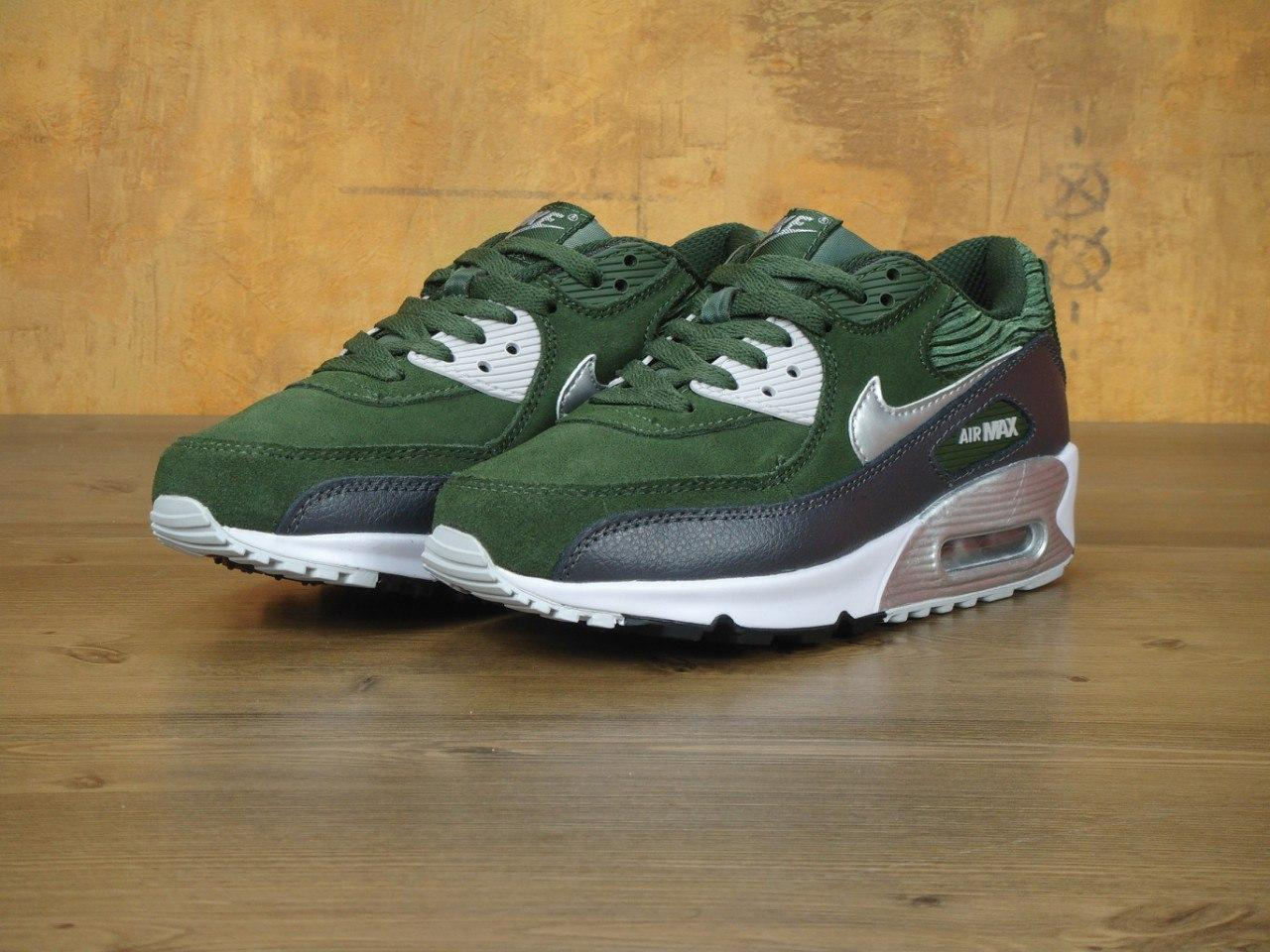 Женские кроссовки Nike Air Max 87 Green, фото 1