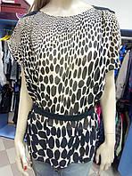 Блуза - туника с коротким рукавом Marks & Spencer