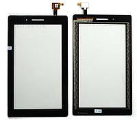 Сенсор, тачскрин для Lenovo Tab 3 Essential 710/710F/710L черный
