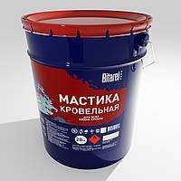 Мастика битум-полимерная кровельная МК Bitarel 20 л (20 кг)