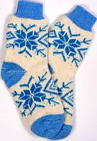 Шерстяные носки женские (комплект 3пары, р.38-40)
