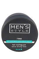 "MEN""S Style Резина для креативного моделирования прически 80 мл Код 22116"