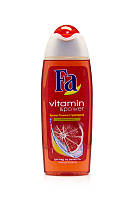 Fa - Гель для душа - Розовый Грейпфрут и Витамин С  250 мл