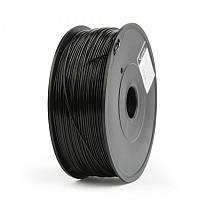 Филамент пластик Gembird для 3D-принтера, ABS, 1.75 мм, черный, 600гр