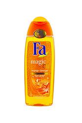 Fa Magic Oil Гель для душа Имбирь и Апельсин 250 мл Код 21334